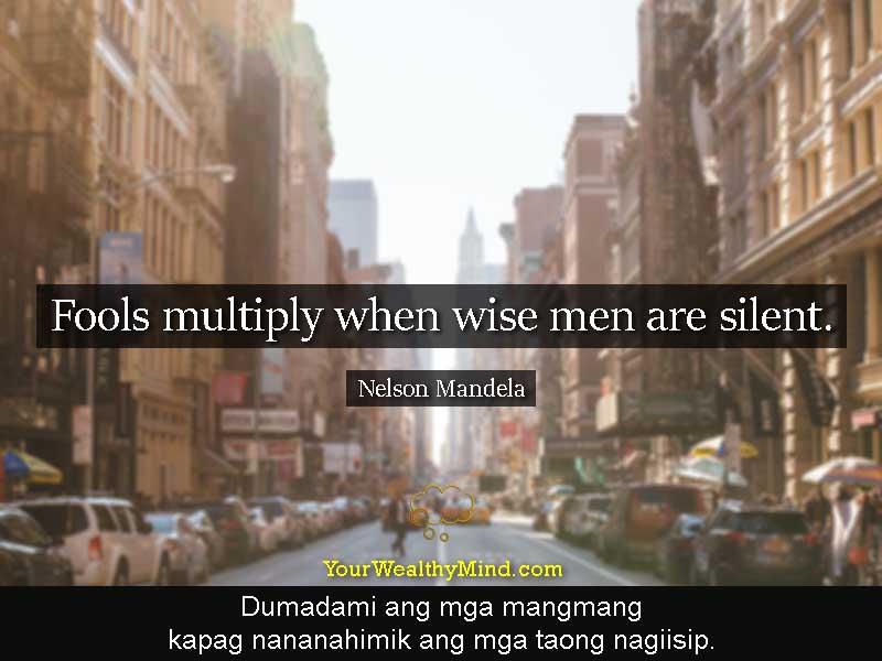 30 Quotes/Kasabihan Tungkol sa Pagsabi ng Totoo (Habang
