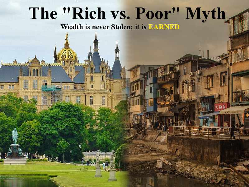 rich v poor Today's question: does our justice system give equal treatment to rich and poor ‹ older how did the attacks of 9/11 change your life newer  are you counting on social security to be there.