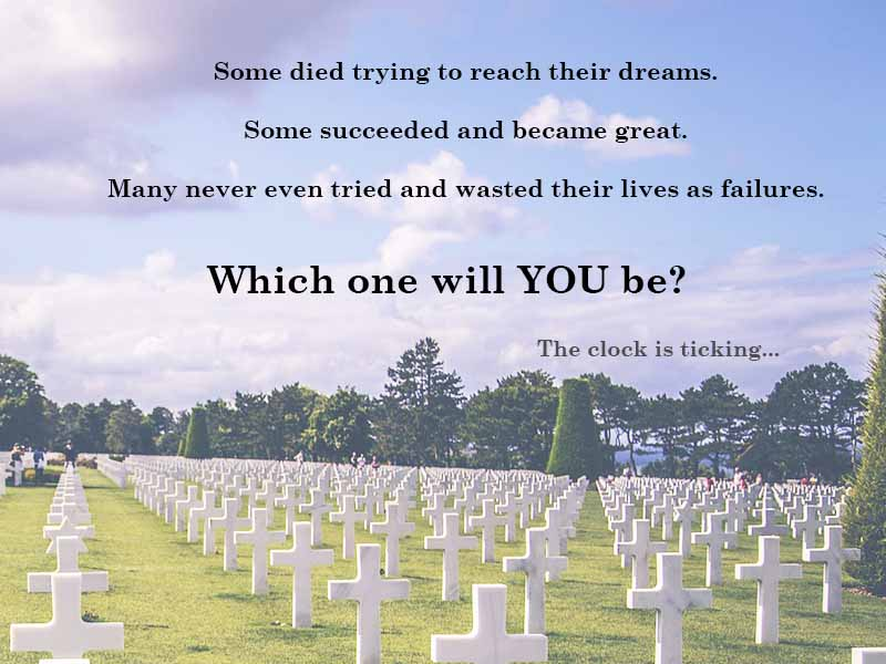 success or failure graveyard