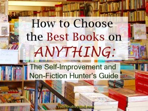 choose best books on anything self improvement non fiction hunters guide pixabay yourwealthymind your wealthy mind