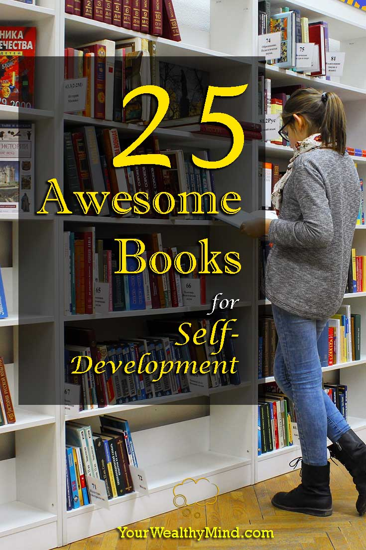 25 awesome books for self-development yourwealthymind your wealthy mind pixabay