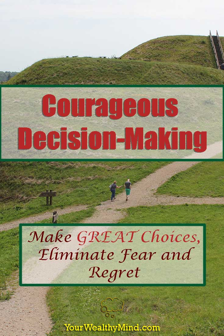 crossroads hills decision making yourwealthymind your wealthy mind