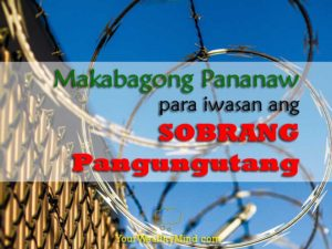 new perspective to avoid bad debts tagalog yourwealthymind your wealthy mind