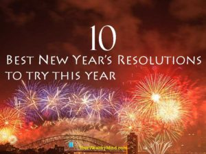 10 Best New Year's Resolutions to try this year