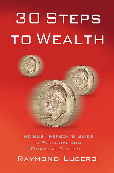 30 steps to wealth cover
