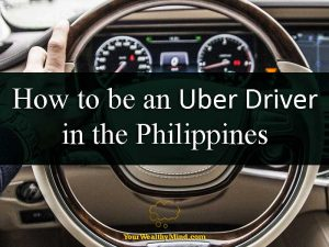 How to be an Uber Driver in the Philippines