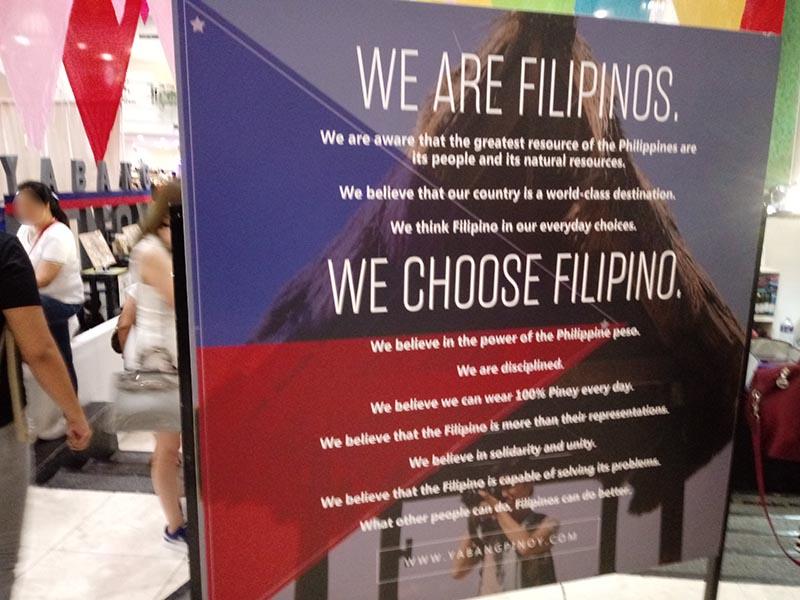 global pinoy bazaar yabang pinoy
