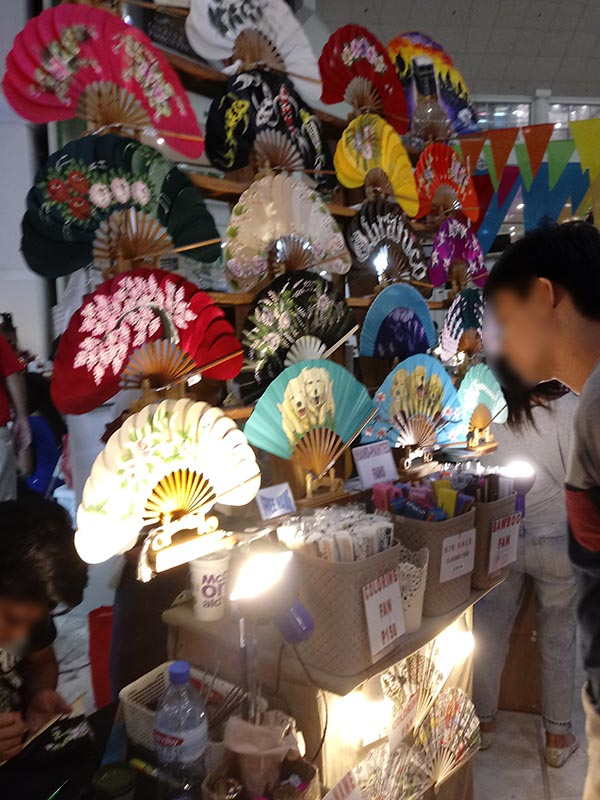 global pinoy bazaar yabang pinoy fans pamaypay