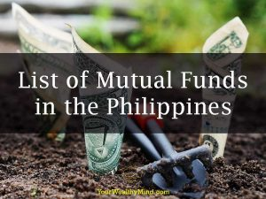 List of Mutual Funds in the Philippines