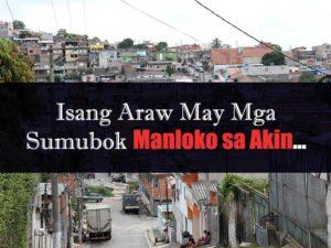 Isang Araw May Mga Sumubok Manloko sa Akin your wealthy mind