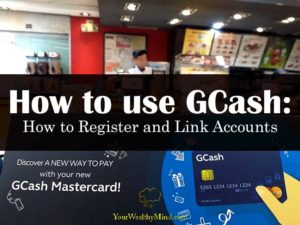 how to use gcash your wealthy mind